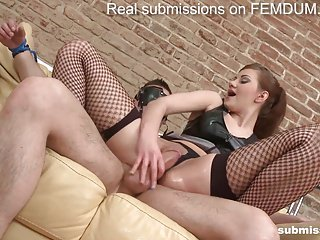 porno zadarmo - Femdom mega compilation: foot fetish, teasing, pegging