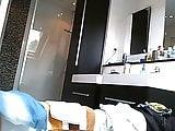 Hidden Cam Ponygirl in the Shower 2