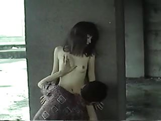Vintage Softcore Retro video: 1989 aozora juyokumaraunko sayoko nakajima
