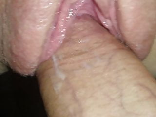 Tits Small Tits Milf video: Skinny Spinner - Van Fuck and Creampie - Poor Quality