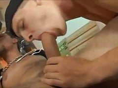 Twinks Ass,Target in 3some.