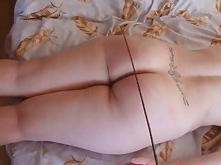 Spanking video: Amateur spank