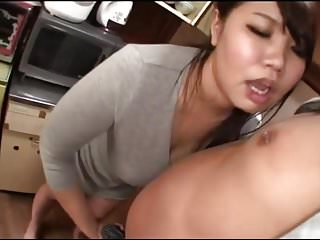 Asian needle of busty japanese tigerr juggs