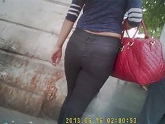 Indian Girl In Jeans Ass