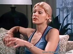 Vintage sex na kanceláři