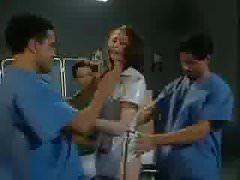 La enfermera traviesa