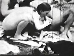 Mädchenfarm der 1960er Jahre