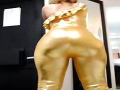 Mamuśki Body ze złotym tyłem