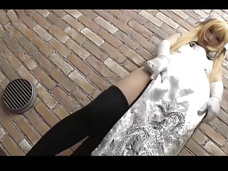 Asian Japanese Cosplay video: tomomey video 619