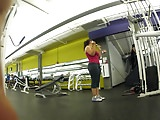 jacking at the gym 5