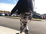 Thick Hood Mature Mama with big booty