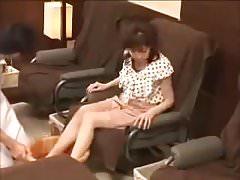 Japoński masaż stóp