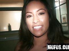 Back-Dooring Her Loser BF video starring Alliyah Sky - Porn