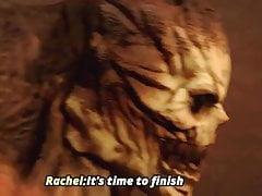 Rachel e il mostro