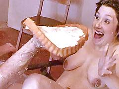 Pie Face Sploshing