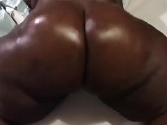 Black SSBBW Gigantic Ass Worship