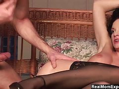 Deep Pussy Pleasure For Hot MILF