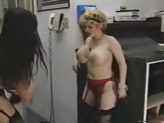 Lesbians Babes video: titfight45