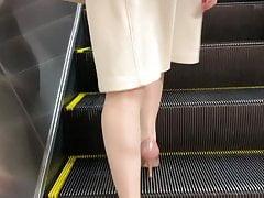 Japanese Ol In Pantyhose