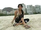 Aninha A Cabritinha Em Copacabana