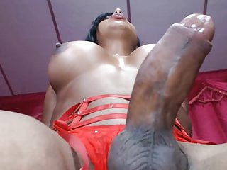 Hd Videos Solo Shemale Big Cock Shemale video: multiple cumshots