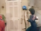 Adrianne Barbeau bouncing boobs