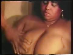 Vintage Black SSBBW-Homemade Amateur Video