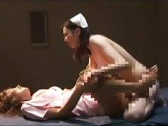 pielęgniarka futanari i lekarz futanari