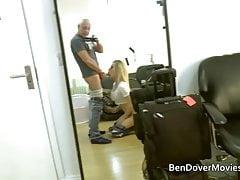 Ben Dover filmt sich mit Chessie Kay