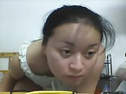 Asian unsecured webcam hacked 33
