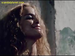 Alice Braga Nude Sex Scene w dolnym mieście ScandalPlanet.Com