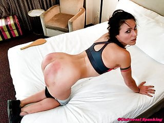 Babes Spanking video: The Blackmail Series: Delta's Spanking