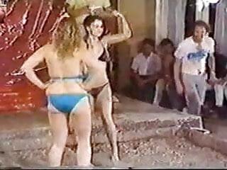 Toni Kessering Mud Wrestle