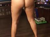 Desiree striptease