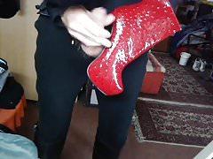 Cum on High Heels Mix 814