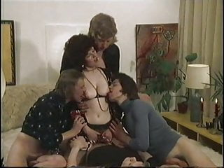 Hardcore Vintage Lingerie vid: LW - German milf and her young photographers
