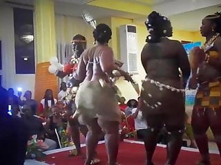 African big ass dance