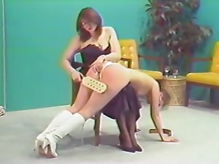 A good spanking session