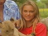 Safarie avec une jeune pucelle