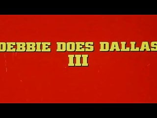 Trailer - Debbie Does Dallas III The Final Chapter (1985)