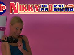 Annie Wolf doing Nikky's Uncle