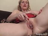Yanks Babe Josie Finds Her G-Spot