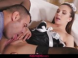 Karups - Maid Veronica Clark Fucks Her Boss
