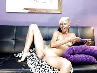Small Tits Milf Skinny video: shorthair blonde chaturbate