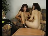 2 Gals Give A Blowjob