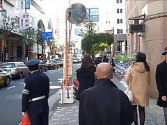 Red Lights Districts Of Shinjuku Japan