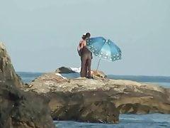 Pieprzony na plaży 13