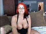 Redhead big tits