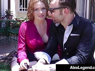 porno zadarmo - Hot Realtor Krissy Lynn Fucks French Alex Legend To Get Sale