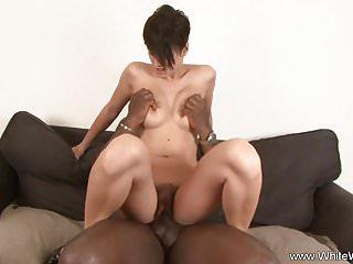 .Tasting The Big Black Cock.